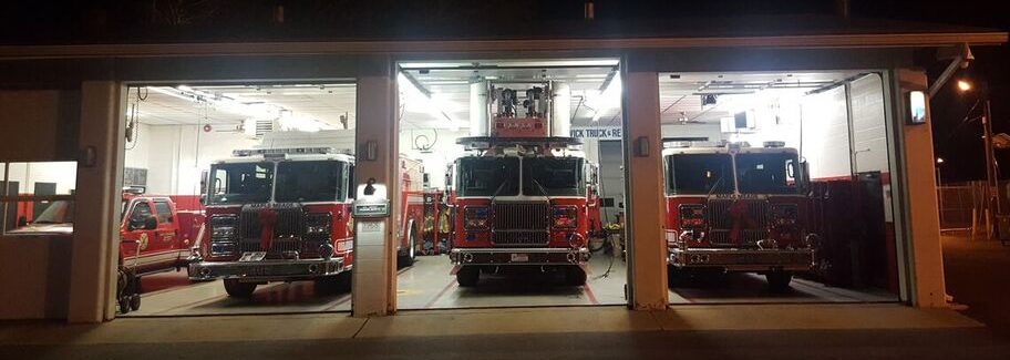 North Brunswick Volunteer Engine Company 2